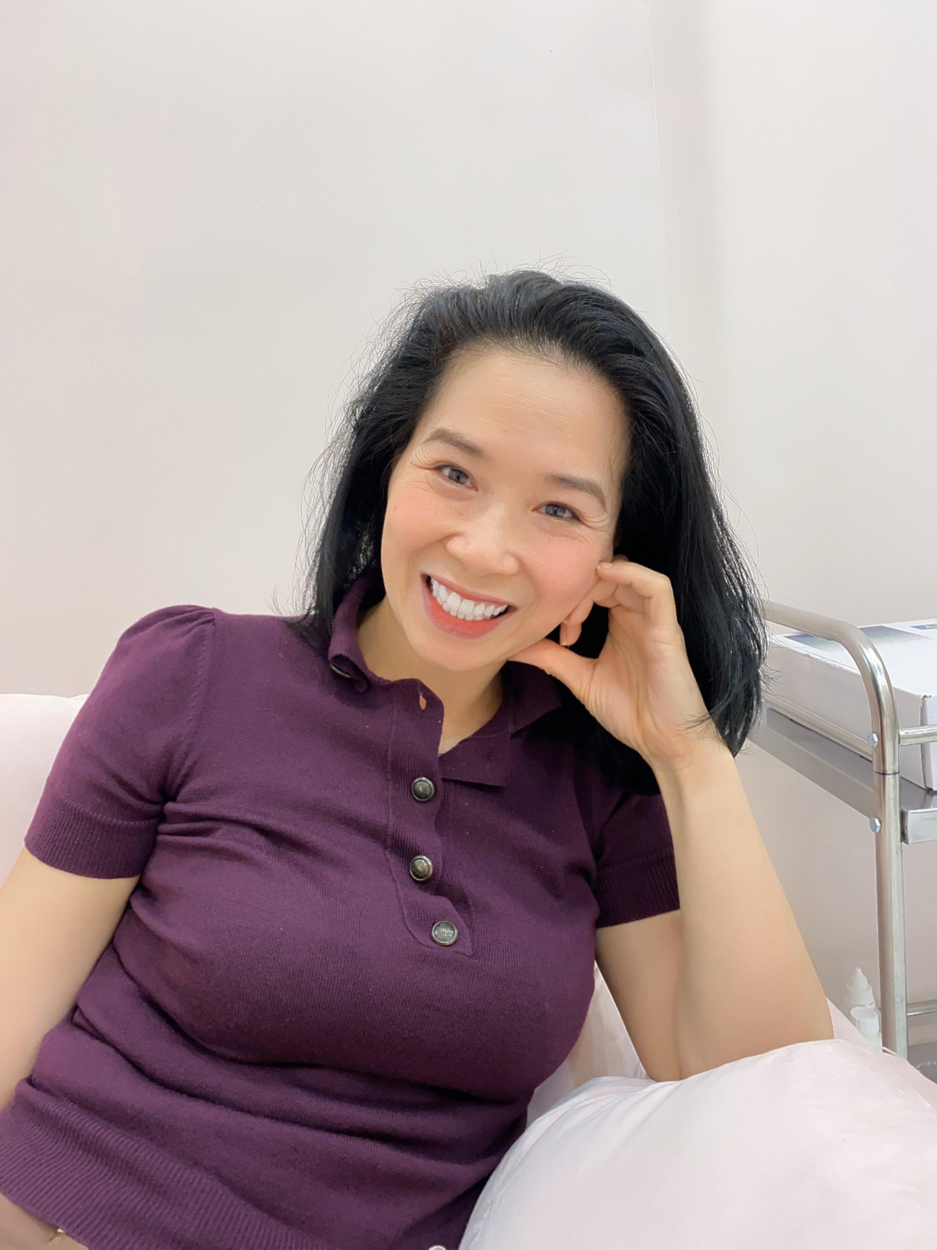 Chị Nguyễn Thu Hiền