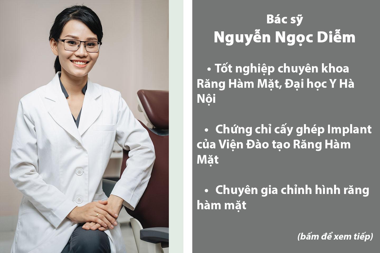 bác sỹ Diễm