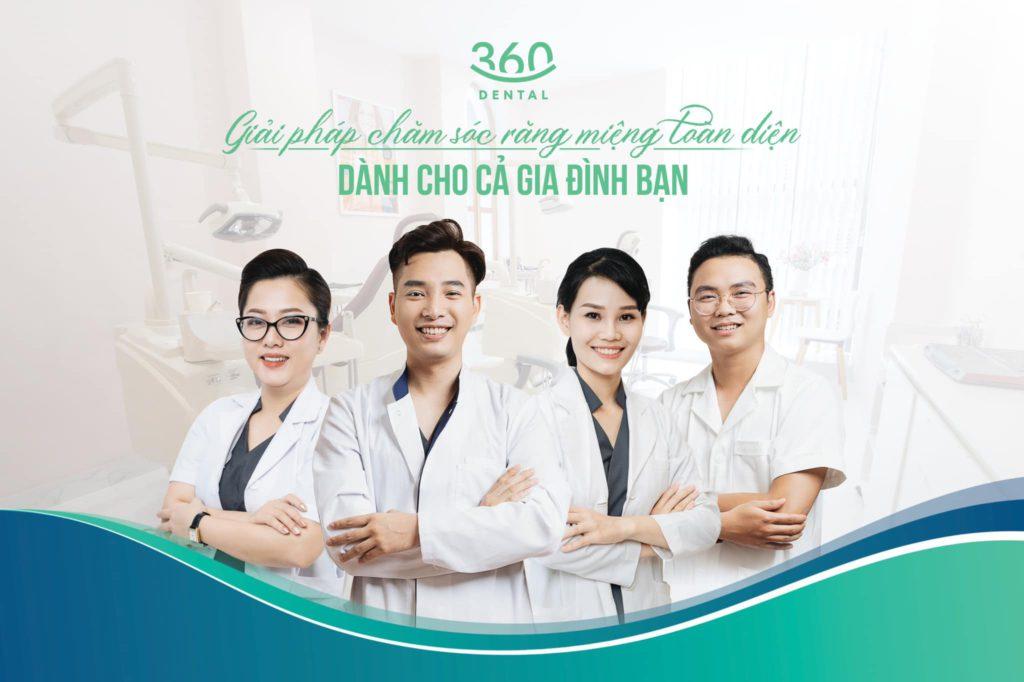 Bác sỹ tại Nha khoa 360 Dental