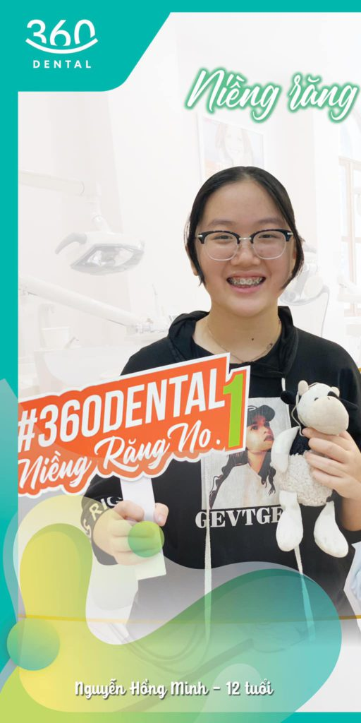 Niềng răng tại Nha khoa 360 Dental