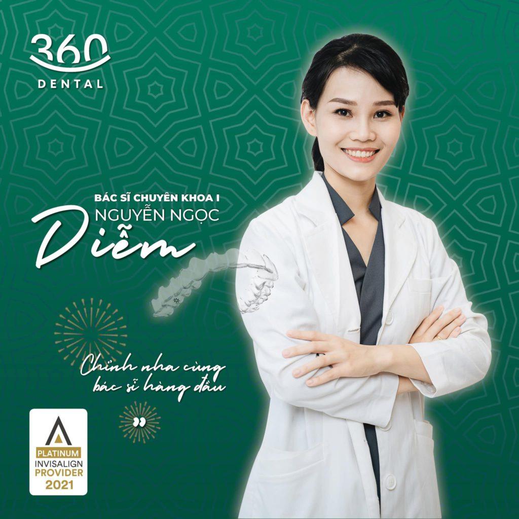 bác sỹ Nguyễn Ngọc Diễm