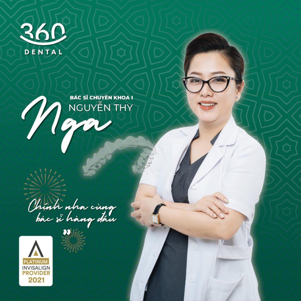 bác sỹ Nguyễn Thy Nga