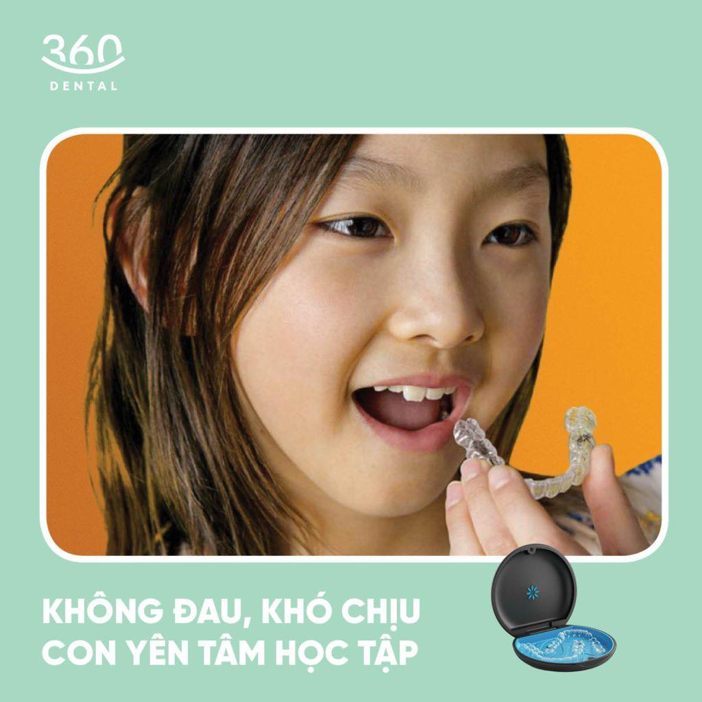 Invisalign Teen Nha khoa 360 Dental